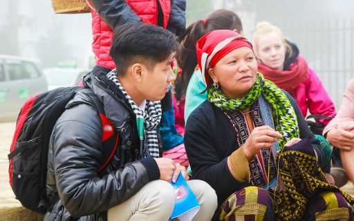 Nguyên Khang quảng bá du lịch Sapa