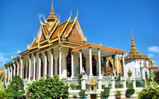 Hà Nội – Campuchia : Sài Gòn hoa lệ và đất nước chùa Tháp 5N4Đ